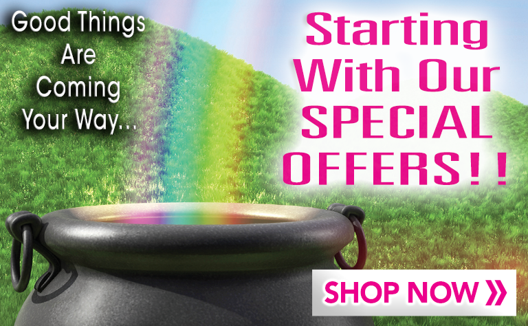 St. Patrick's Day Special Offers Mob