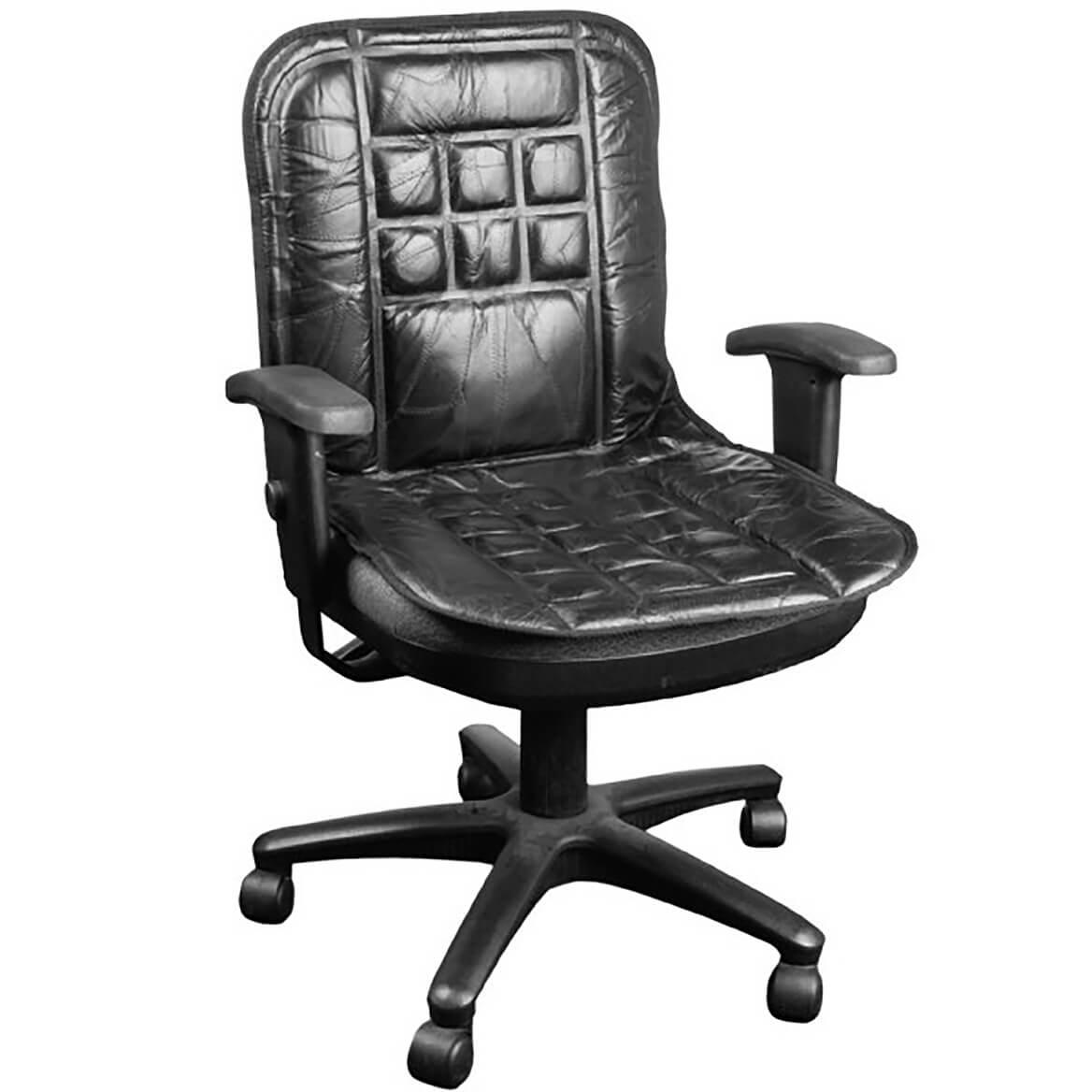 Leather Lumbar Cushion-303514