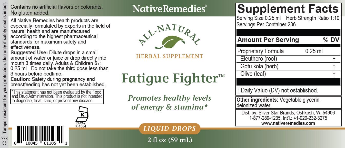 NativeRemedies® Fatigue Fighter™-343695