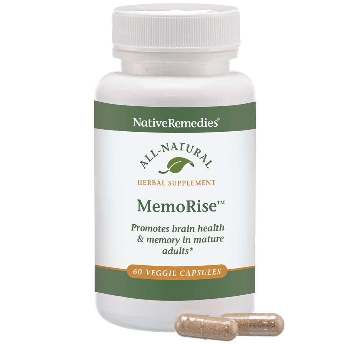 NativeRemedies® MemoRise™-351922