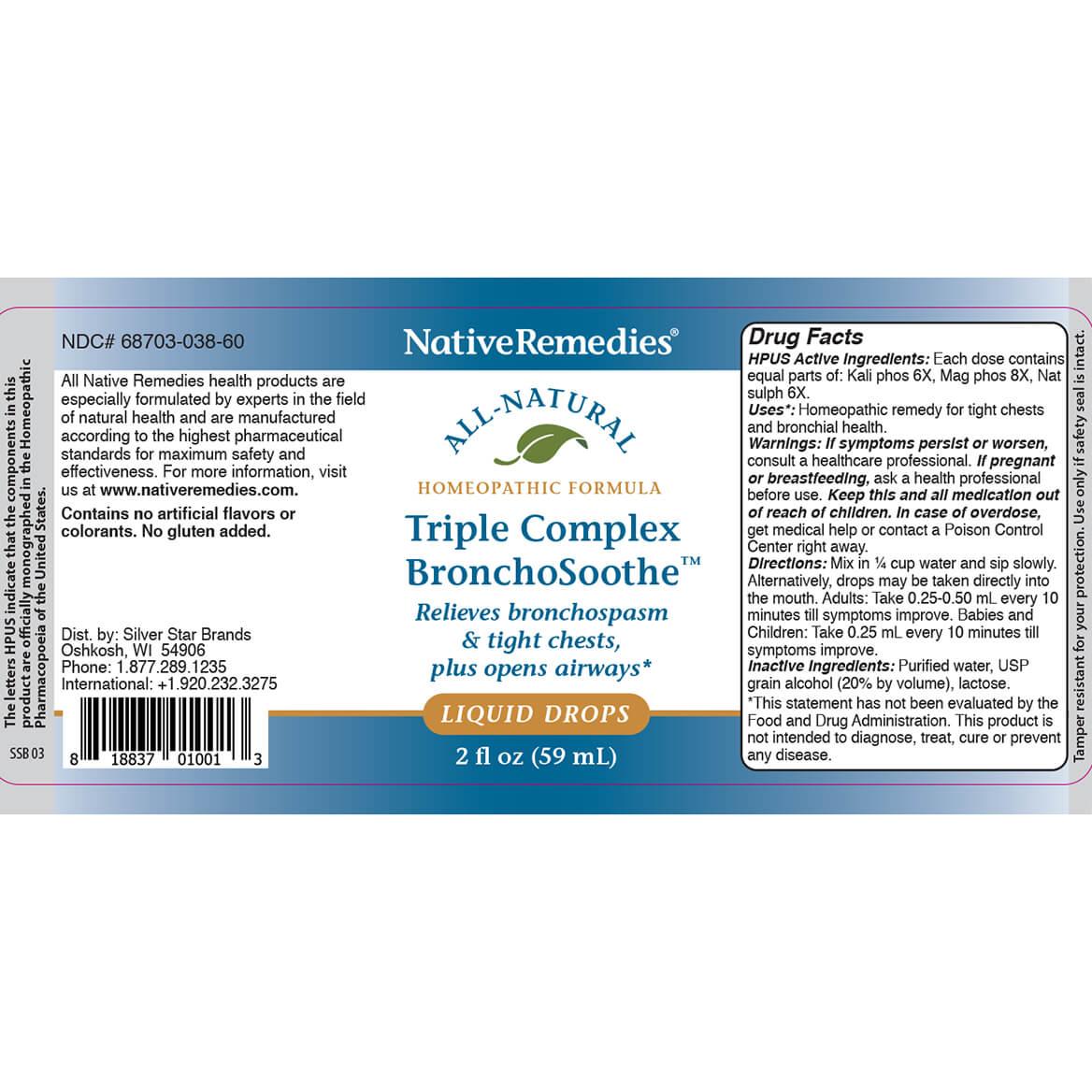 NativeRemedies® Respiratory ComboPack-352218