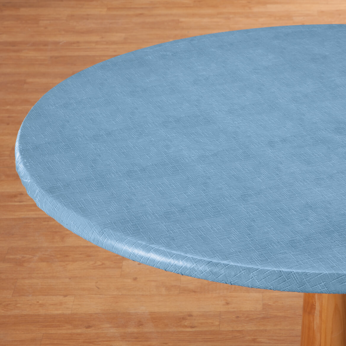 Illusion Weave Vinyl Elasticized Table Cover by HSK-356713