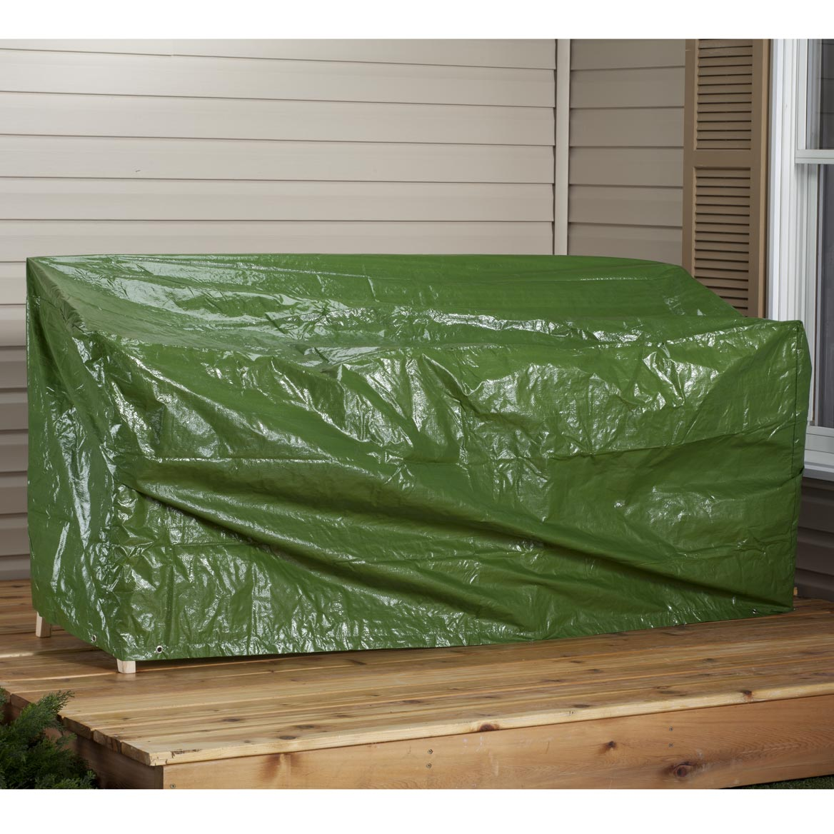 Durable Outdoor Furniture Covers-3-Seat Glider-358354