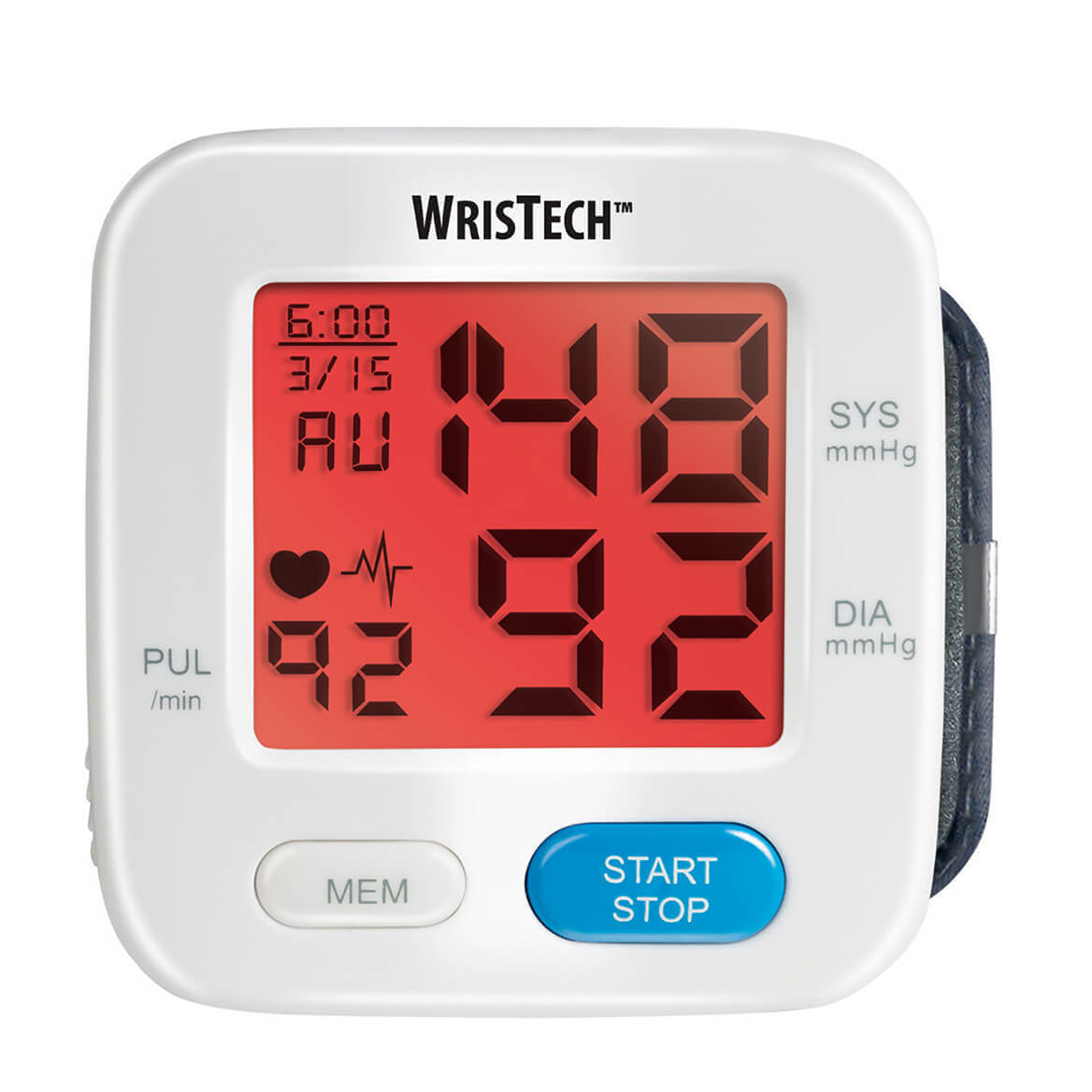 Color Changing Blood Pressure Monitor-359289
