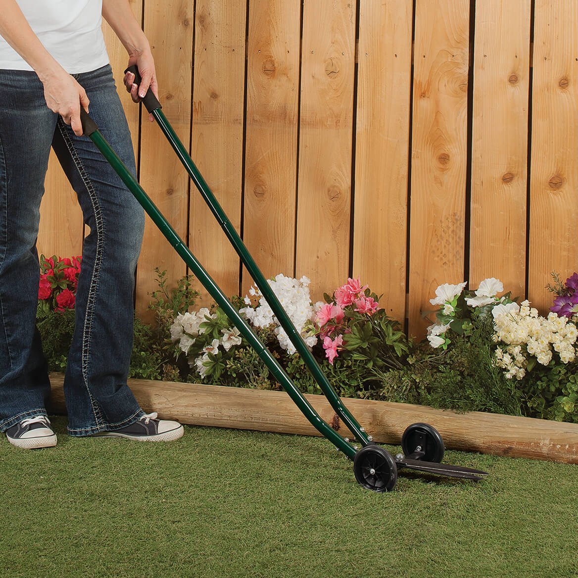 Rolling Grass Trimmer-363305
