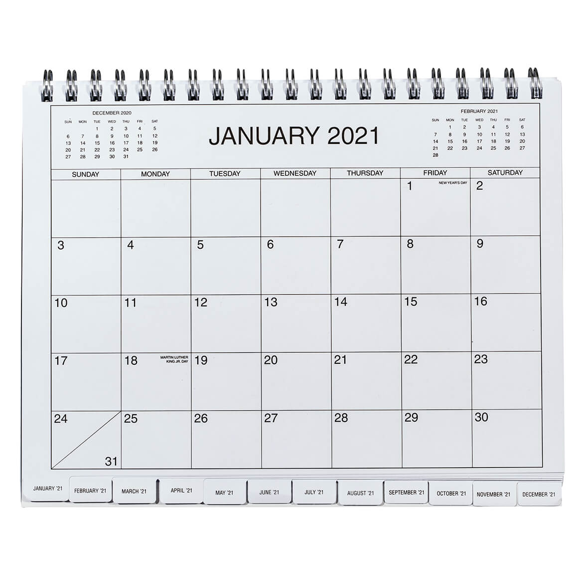 3 Year Calendar Diary 2023-2025 Blue-367846