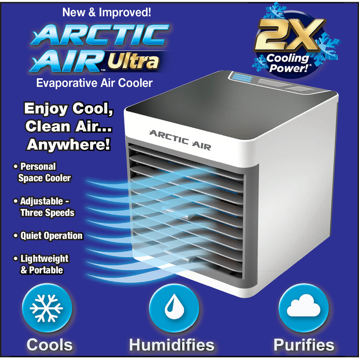 As Seen on TV Arctic Air Ultra-367912