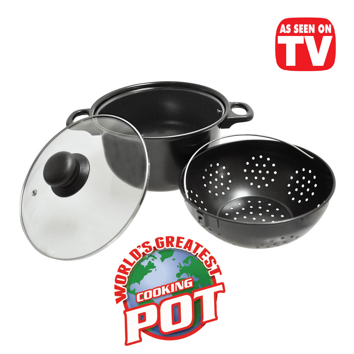 As Seen on TV Worlds Greatest Pot-368965