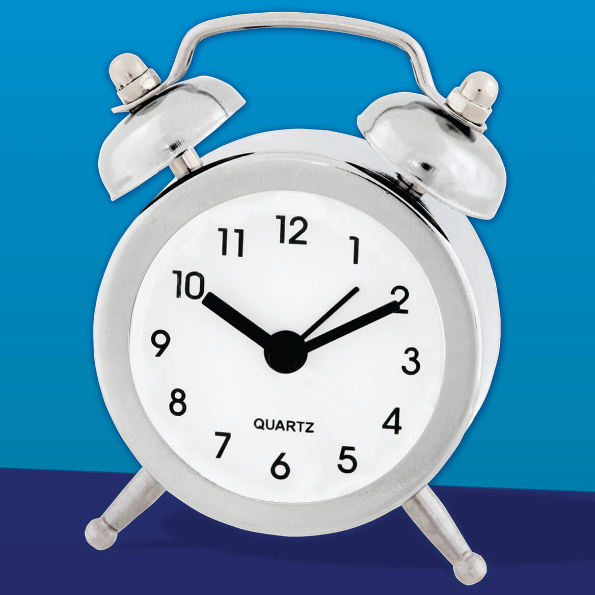 Compact Retro Alarm Clock-369745