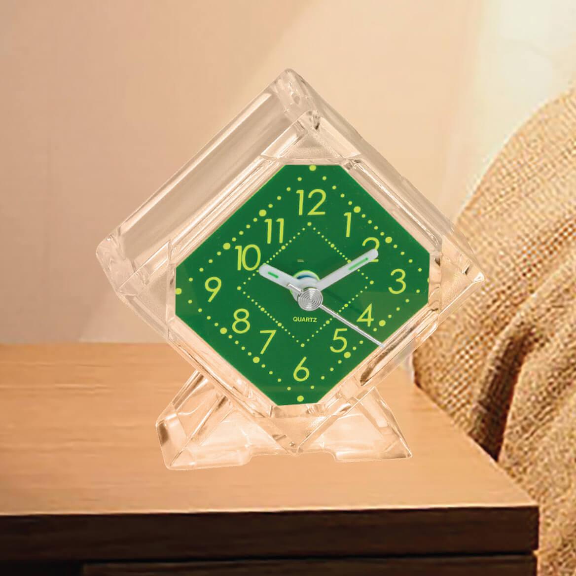 Diamond Glow-in-the-Dark Alarm Clock-369746