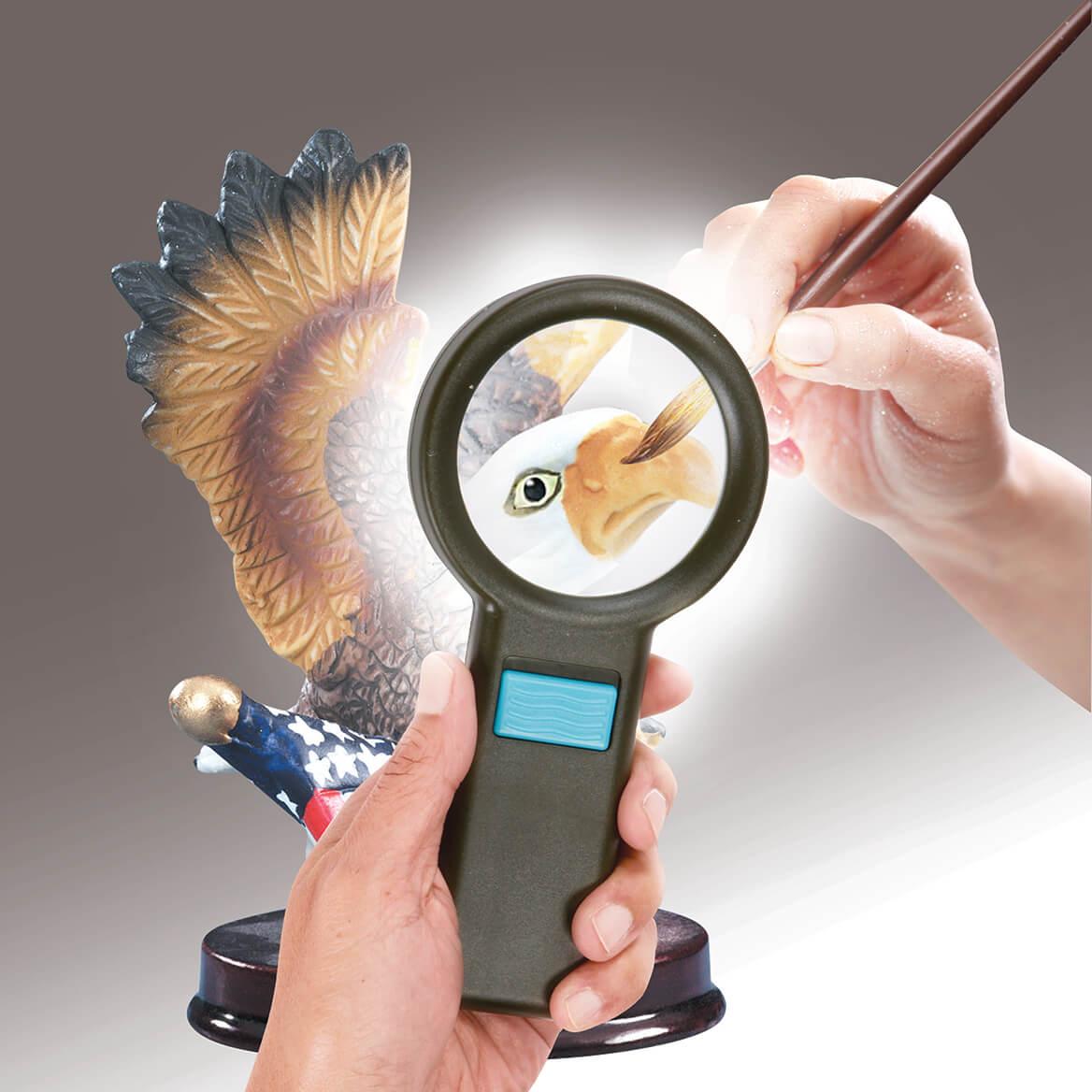Illuminated Pocket Magnifier-369758