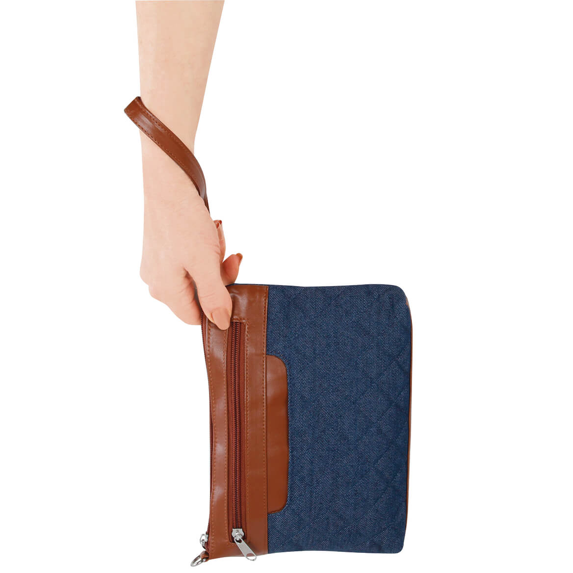 Quilted Multi Handbag-369776