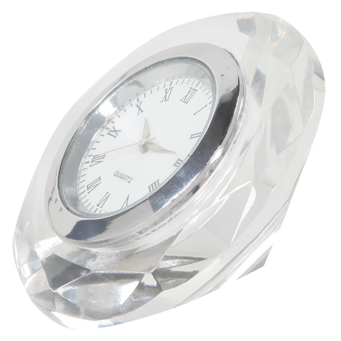 Crystal Diamond Clock-369788