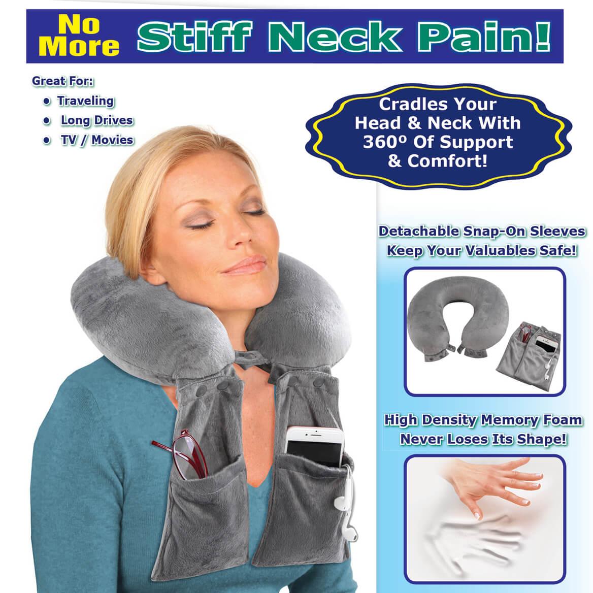 Organizing Neck Pillow-369795
