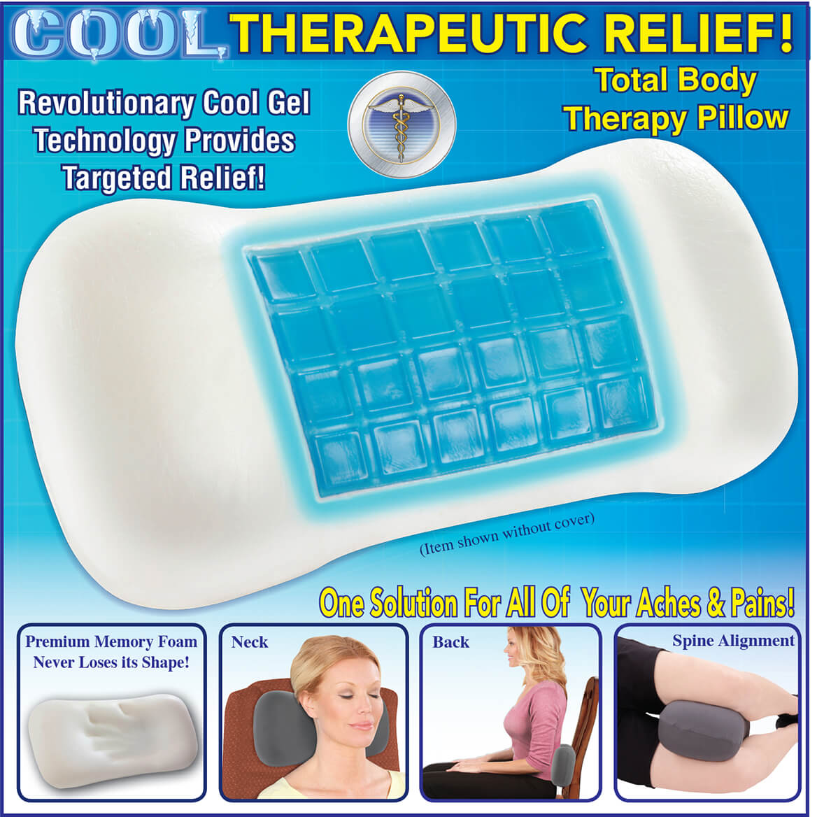 Total Body Therapy Pillow-369797