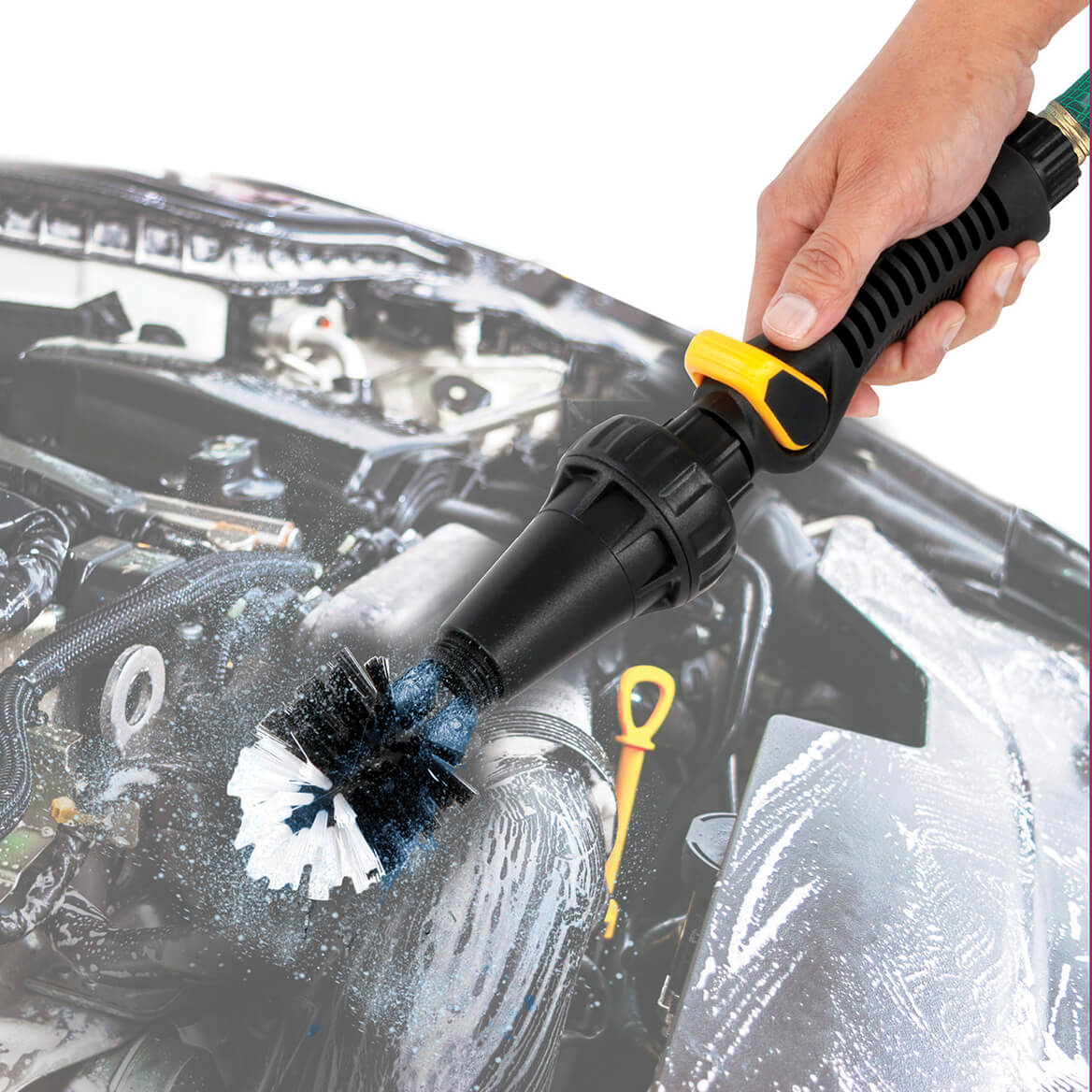 Hydro Detail Cleaning Brush-369813