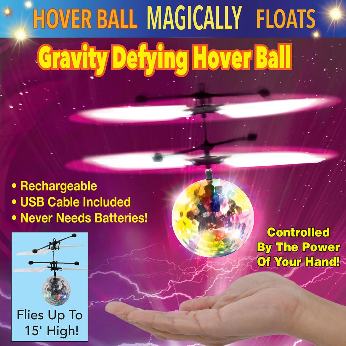 Gravity Defying Hover Ball-369865