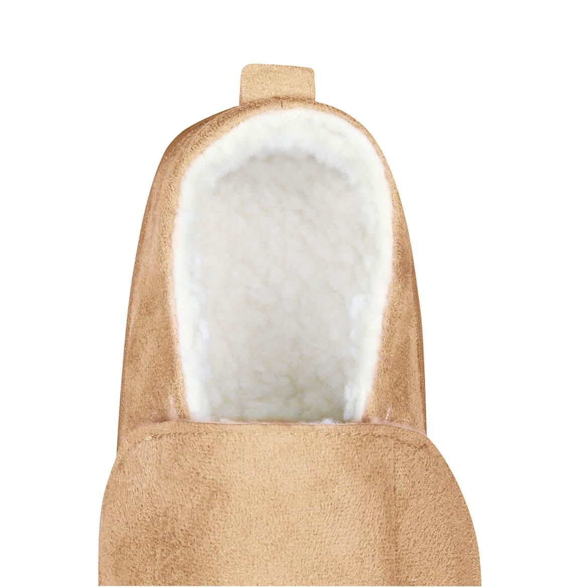 Adjustable Swollen Feet Loafers Mens-369908