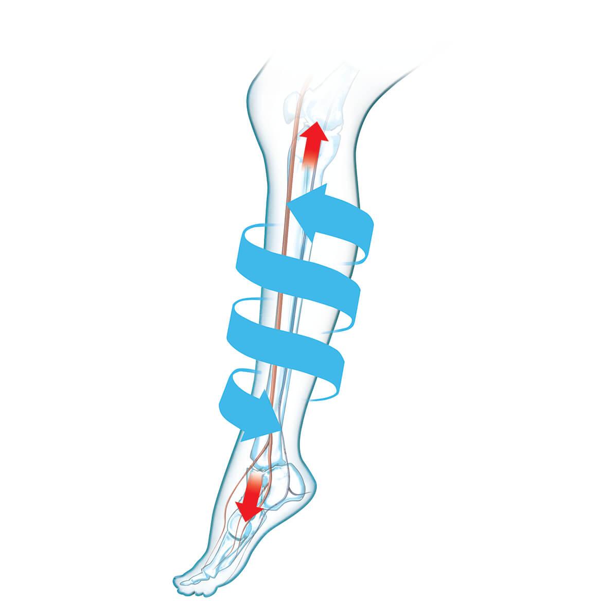Therapeutic Circulation Stockings-369909