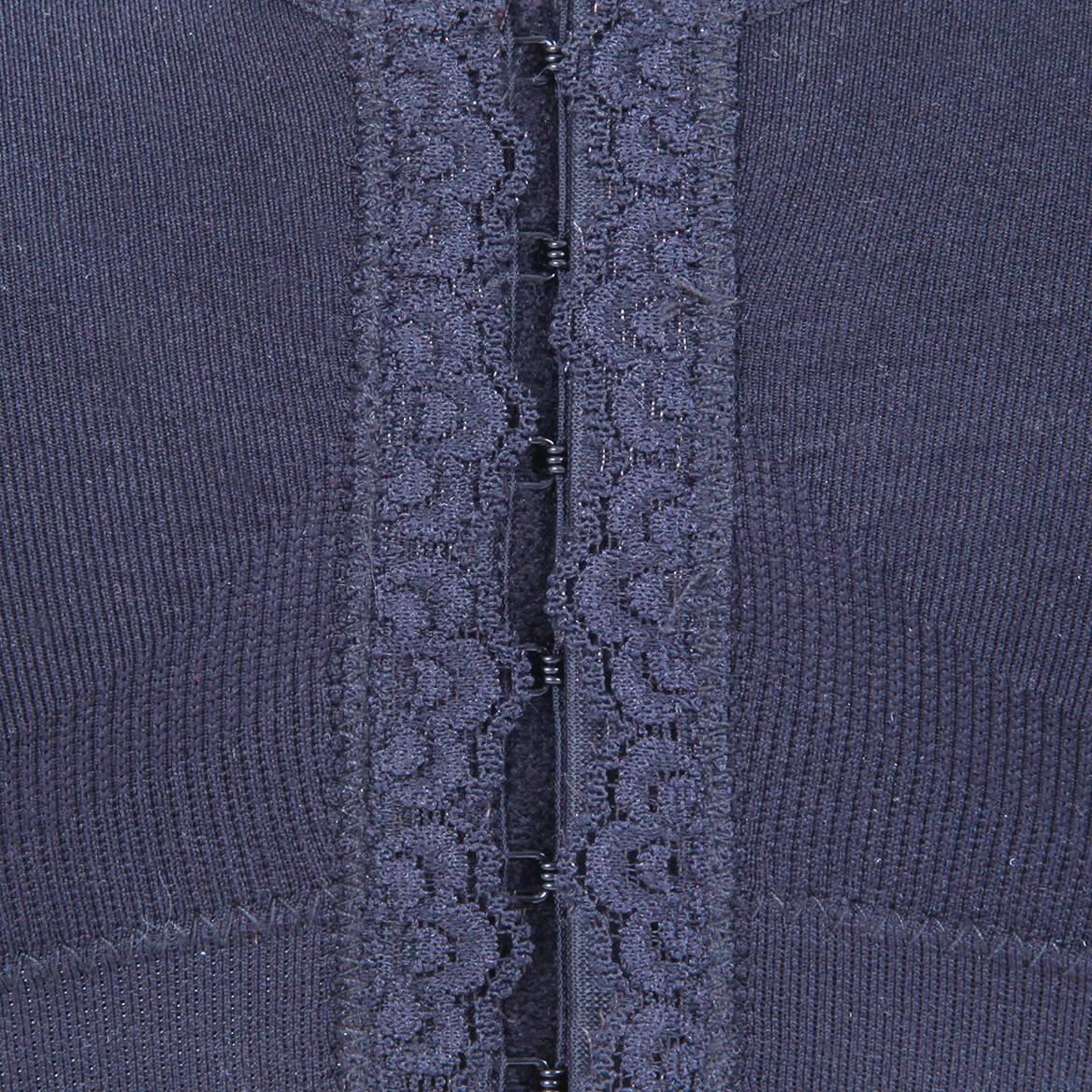 Seamless Front Hook Comfort Bra-369918