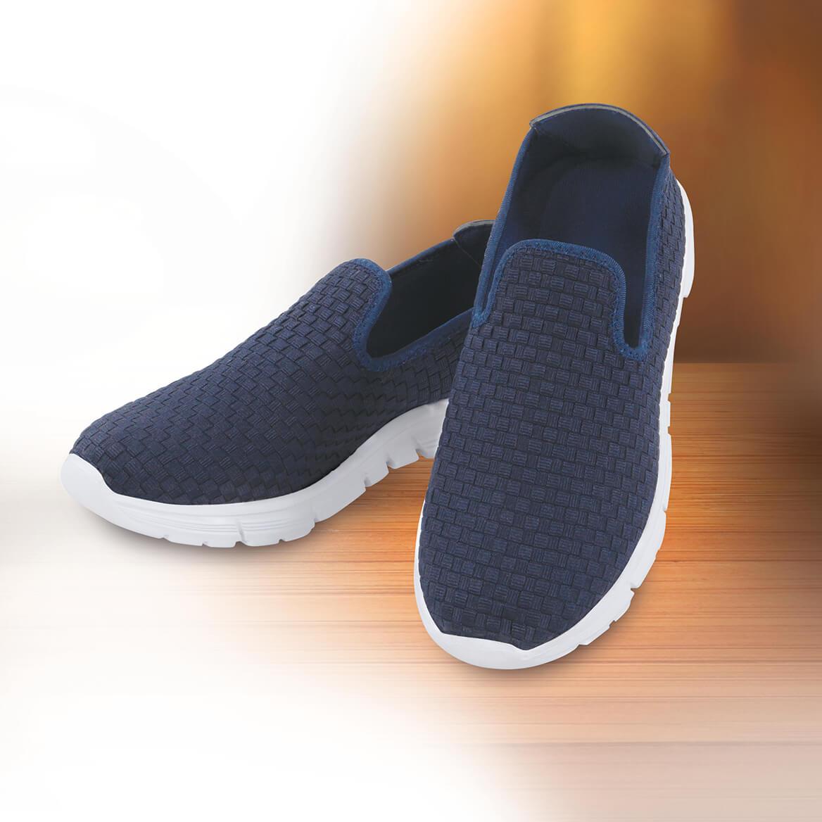Woven Comfort Sneakers Mens-369924