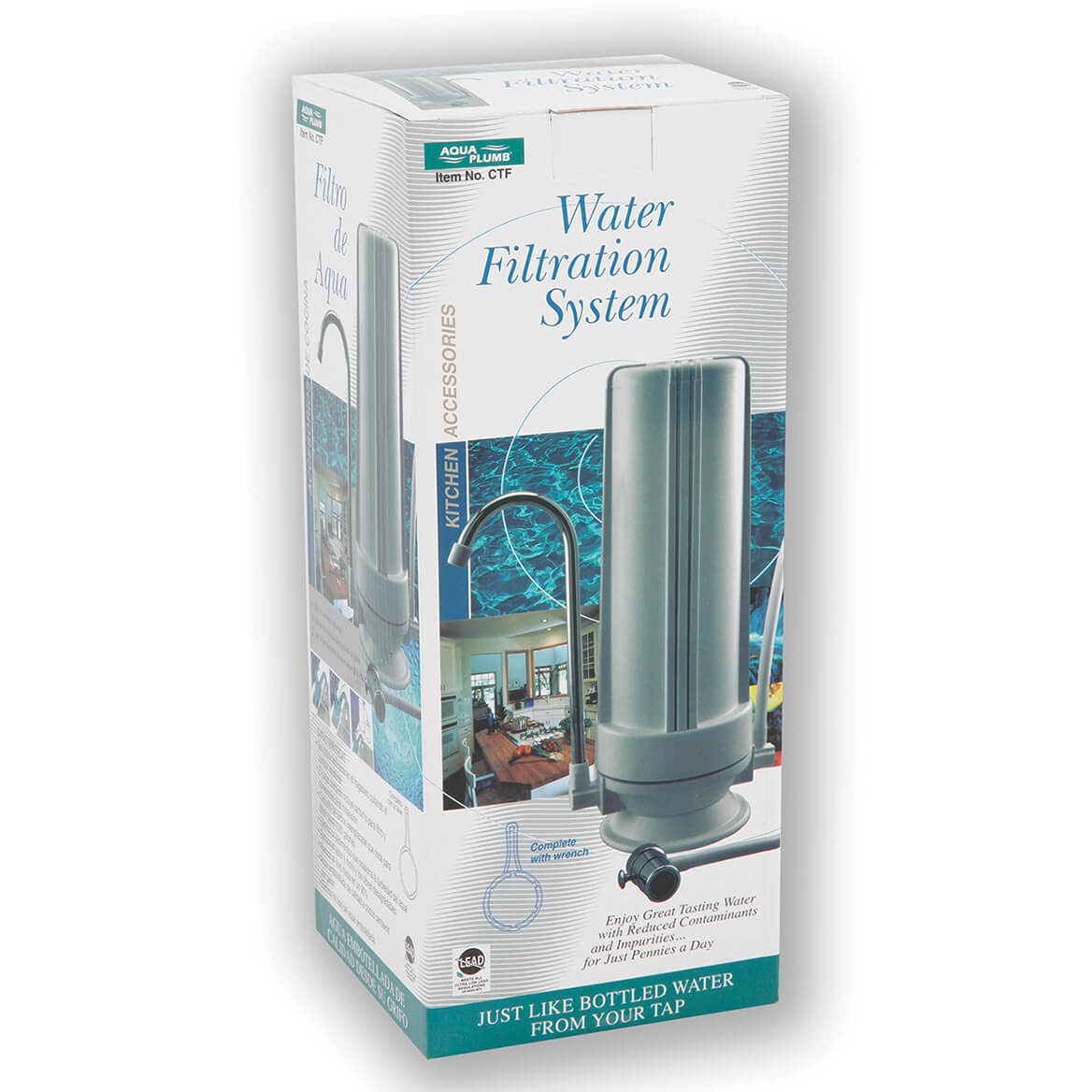 Water Filtration System-369932