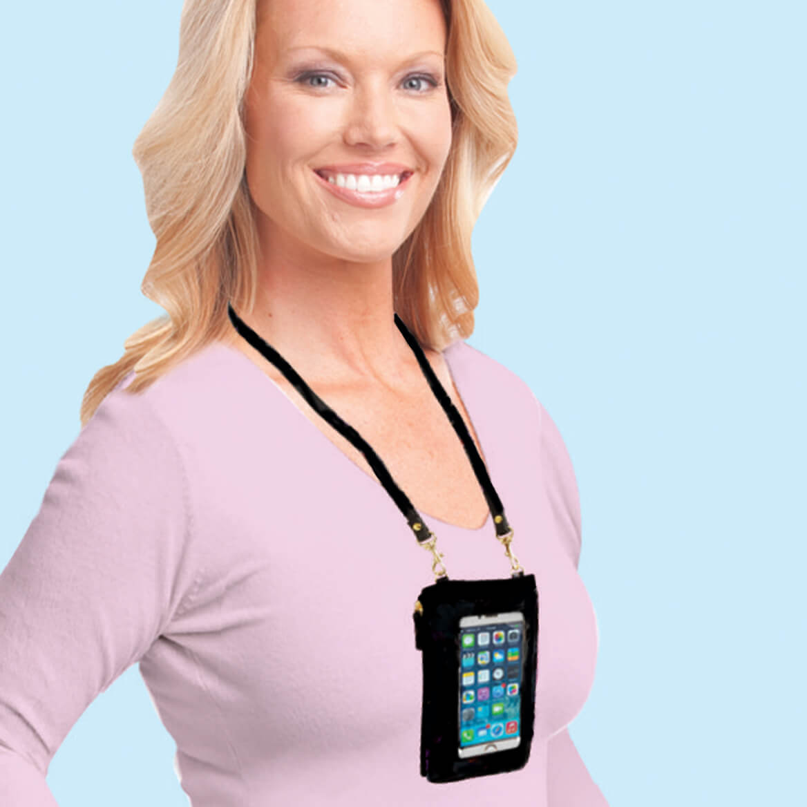 RFID Cellphone Lanyard-369942