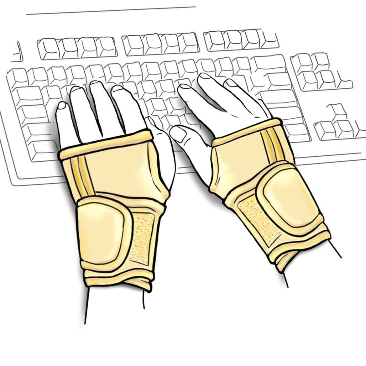 Arthritis Wrist Support-369989