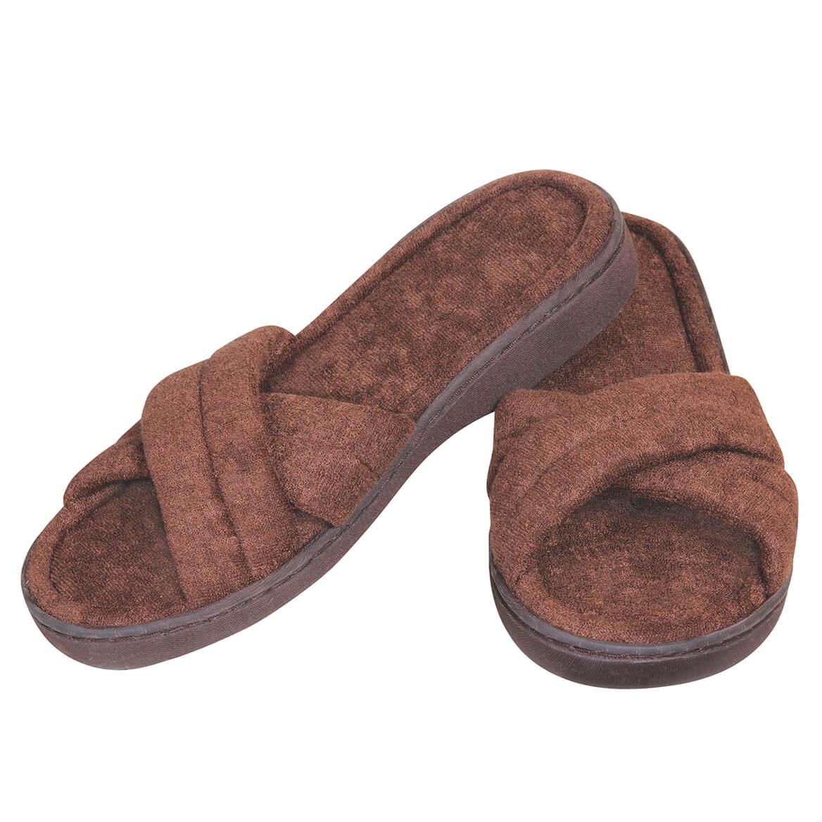 Crossband Comfort Slides Ladies-370012