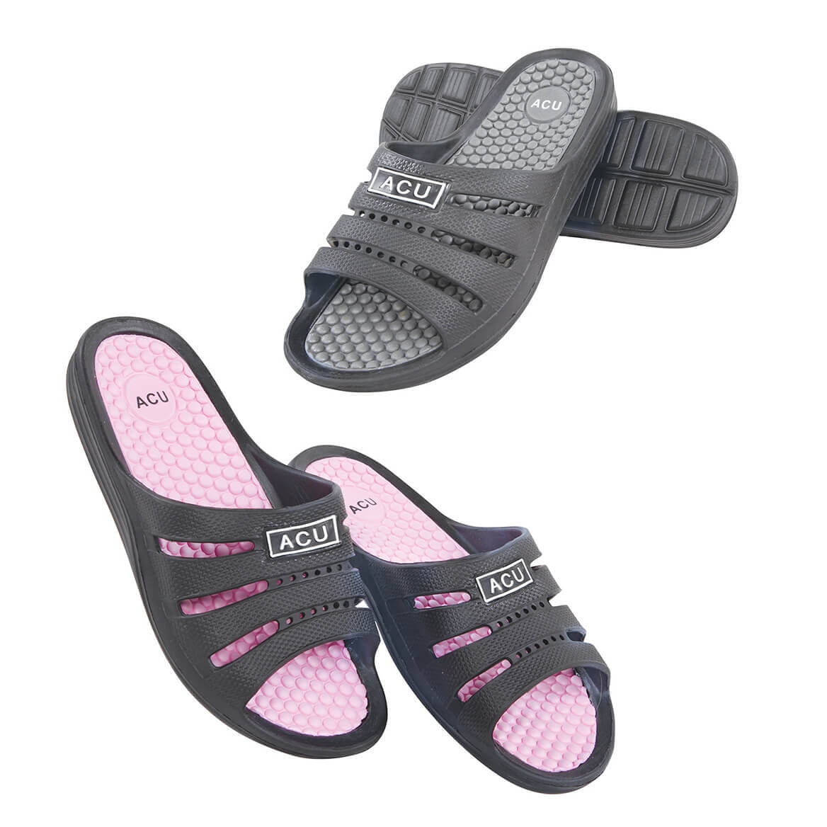 Massaging Comfort Slides Ladies-370017