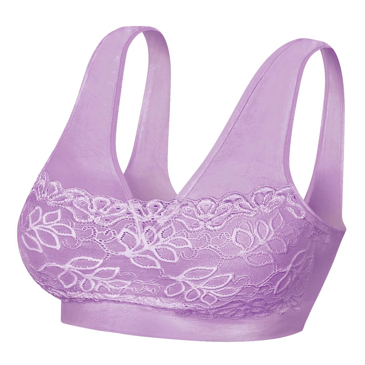 Lace Cami Stretch Bra-370067