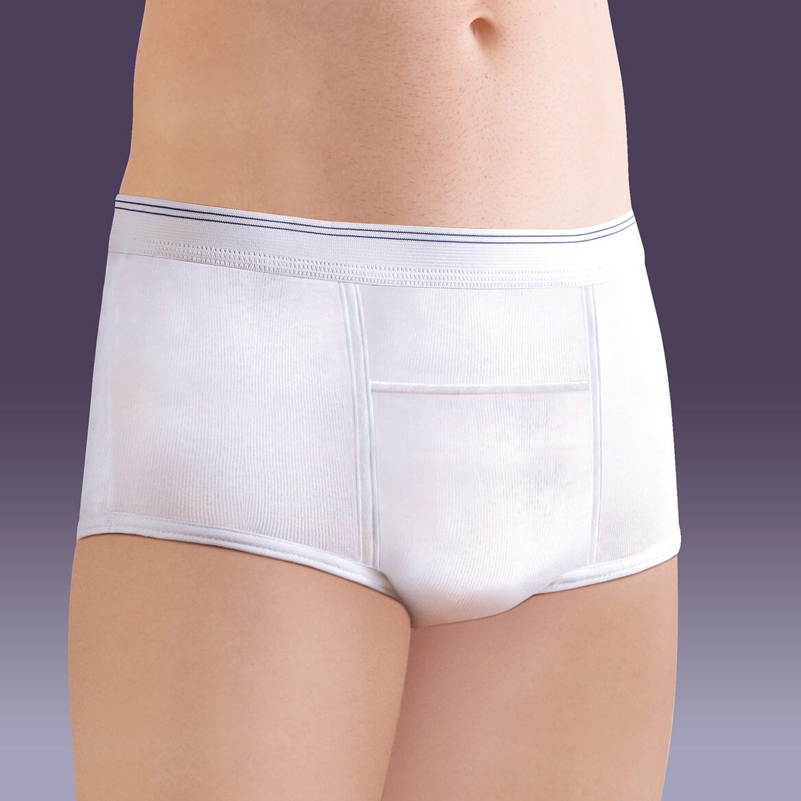 Incontinence Underpants Mens Super Absorbency S/3-370071