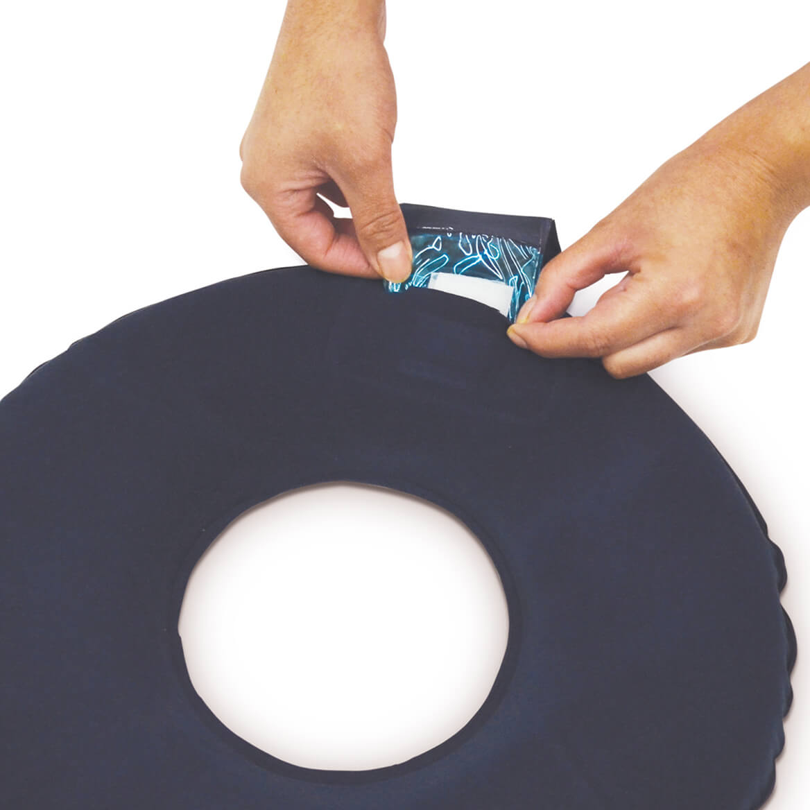 Auto Inflating Donut Cushion-370103