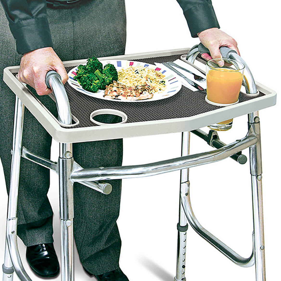 Walker Tray with Grip-370113