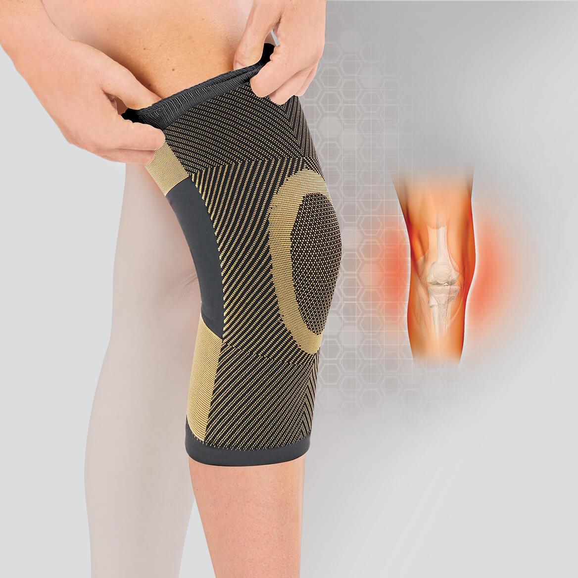 Copper Compression Knee Support-370124
