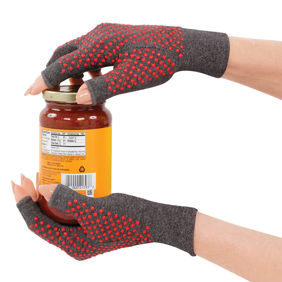 Therapeutic Infrared Gloves 1 Pair-370126