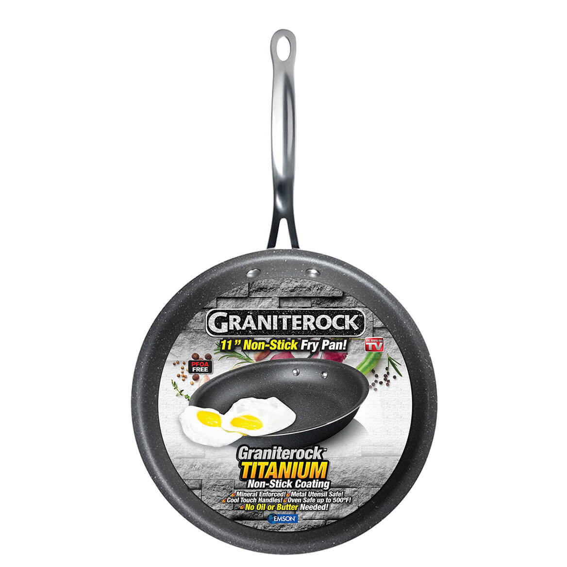 Granitestone Diamond™ Cookware Round Pan-370130