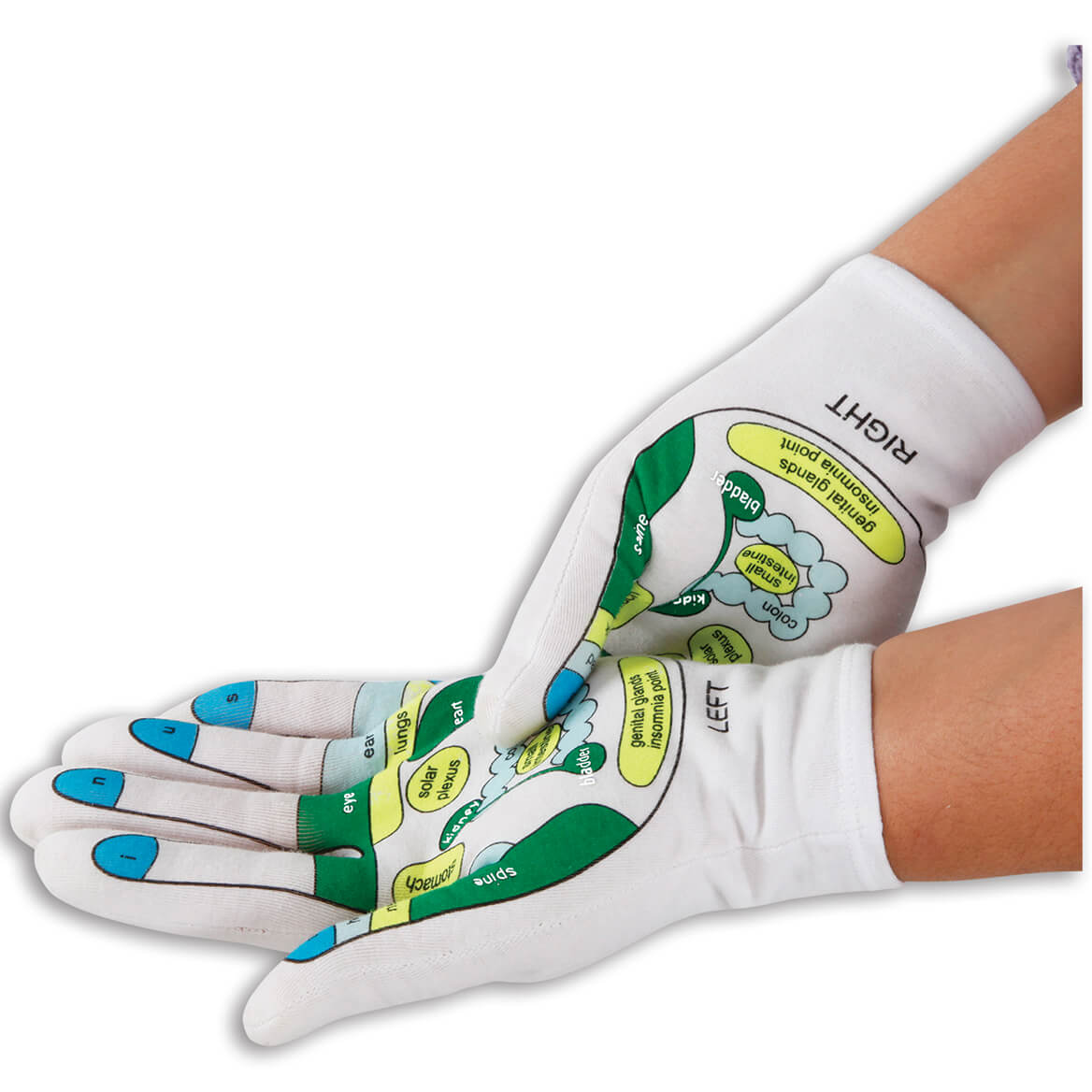Acupressure Therapy Gloves Pair-370138