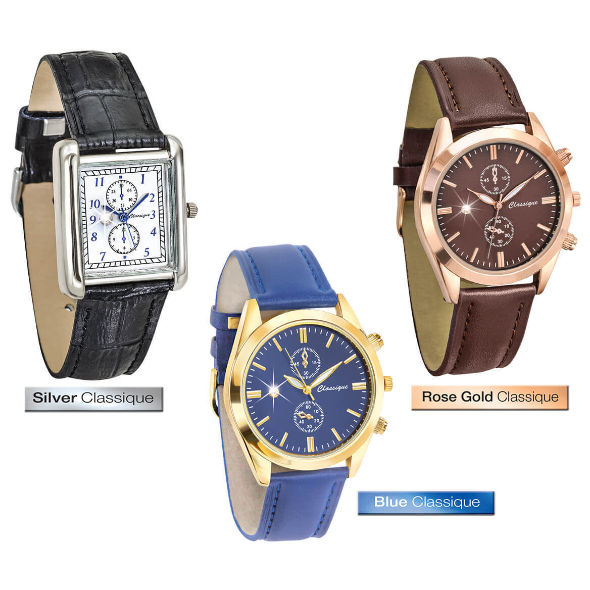 Classique Designer Diamond Watch-370211