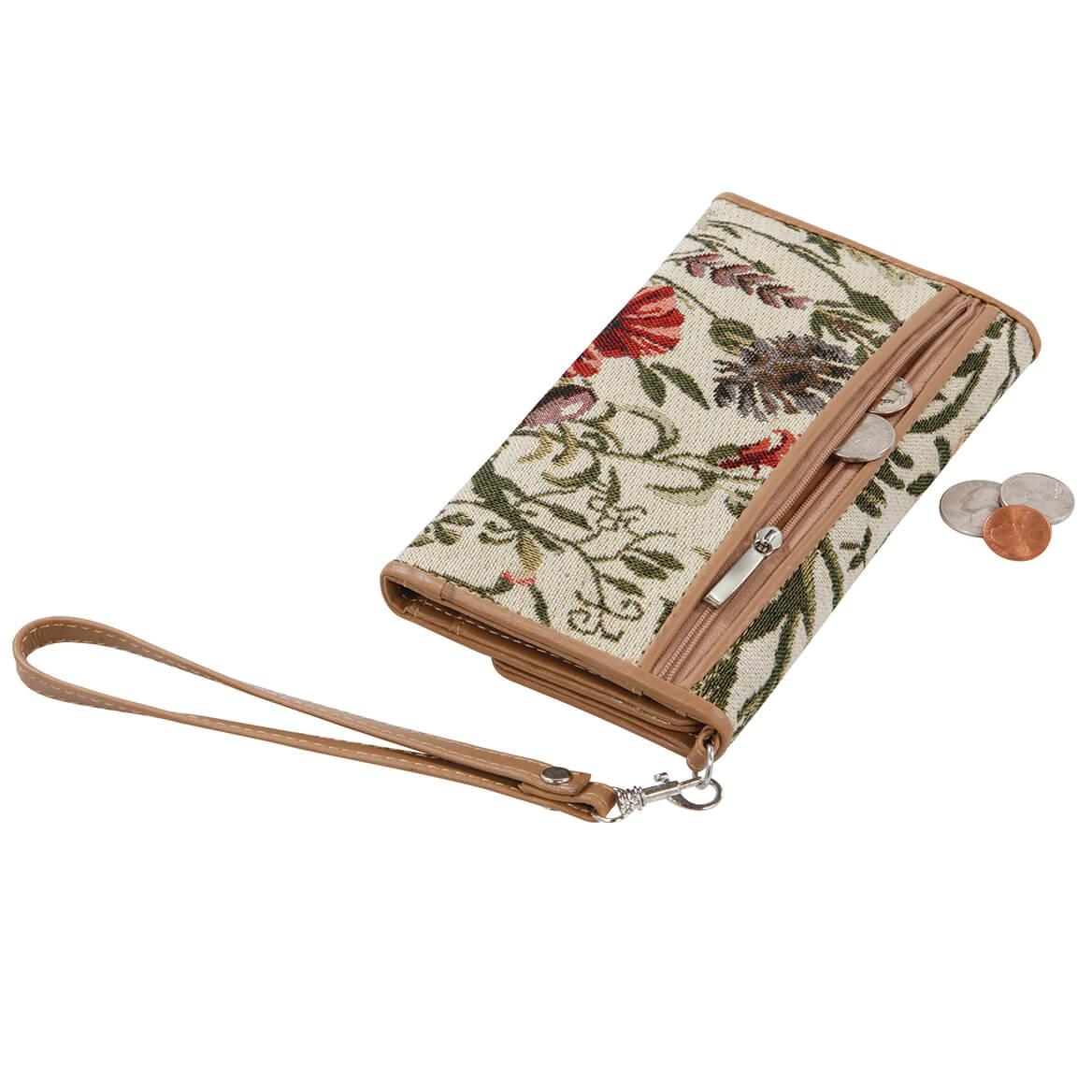 RFID Secure Tapestry Wallet-370244