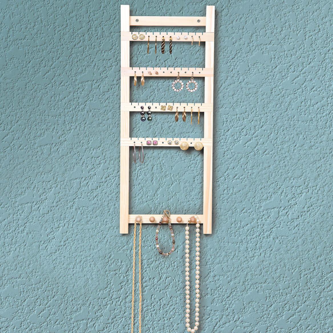 Wall Mounted Jewelry Rack-370281
