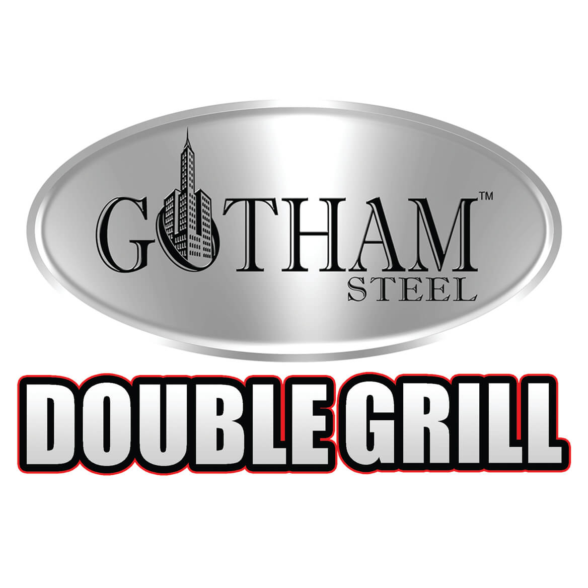 Gotham™ Steel Double Grill-370284