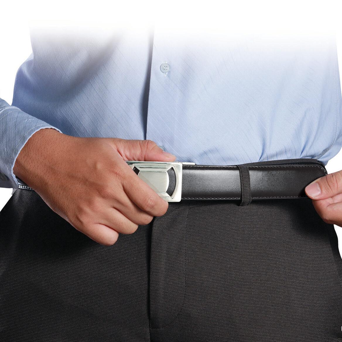 Custom Fit Belts S/2 (One Black, One Brown)-370306