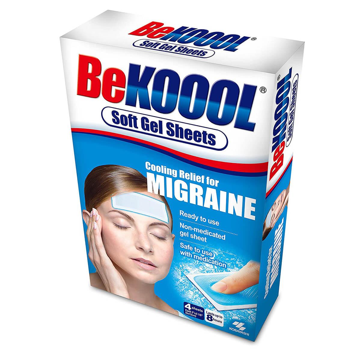 Be-Kool Migraine Patches-371088