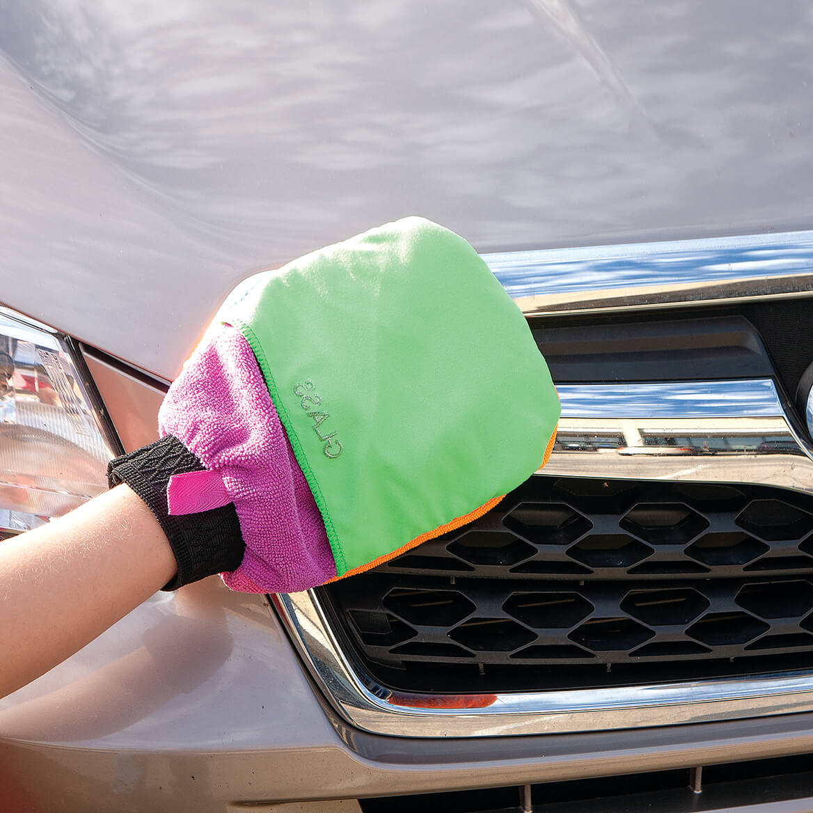 3-in-1 Car Cleaning Mitt-371514