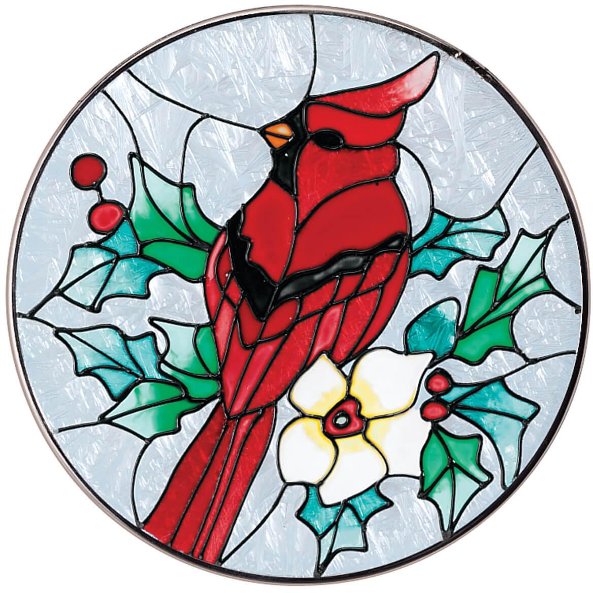 Cardinal Suncatcher-336529