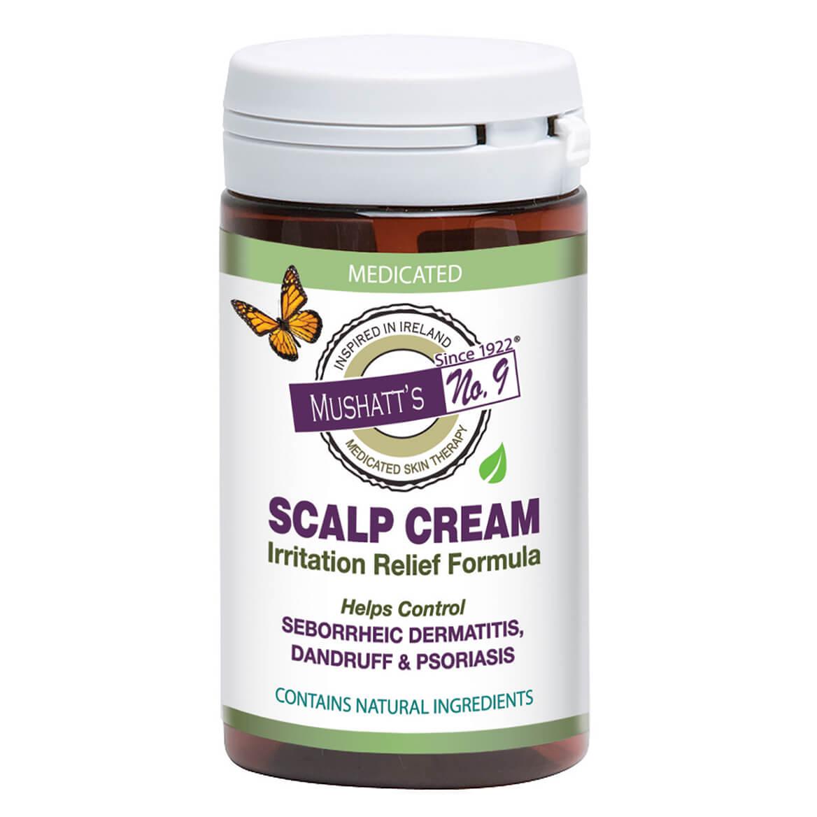 Mushatt's No. 9 Medicated Scalp Cream-364401