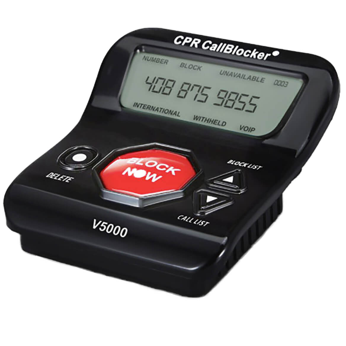 CPR® Call Blocker V5000            RTV-369693