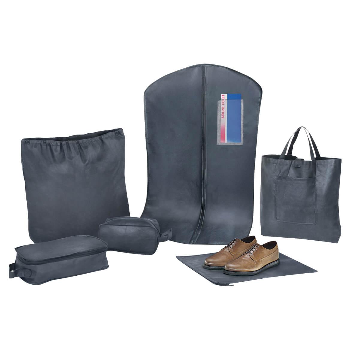 6 in 1 Travel Bag Set-369784