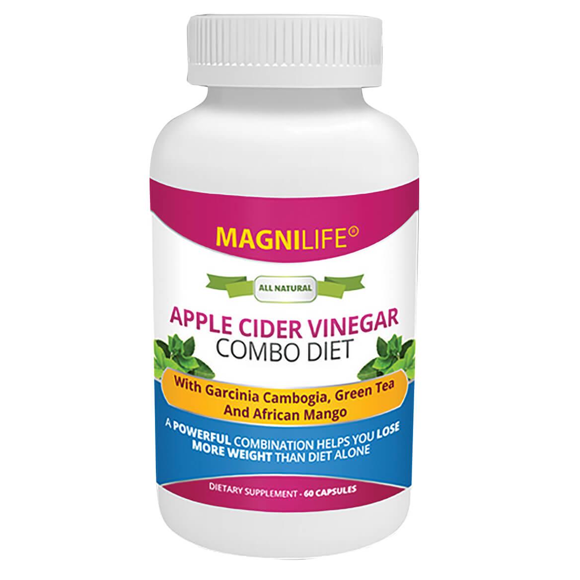 Apple Cider Vinegar Combo Diet-369846